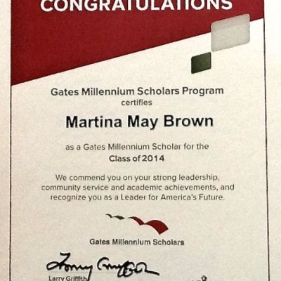 goldwater scholarship winning essays for gates